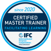 IFC Certified Master Trainer in Facilitating Learning (since 2020)