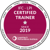 IFC - LPI Certified Trainer (since 2019)